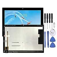 専門的 Lenovo Tab 4 X304 TB-X304L TB-X304F TB-X304N LCDスクリーンおよびデジタイザーフルアセンブリと互換性あり パーツ (色 : ブラック)