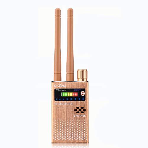 Detector de cámara Oculta, Detector RF de Antenas duales, Escáner de cámara Micro WiFi Oculta, Dispositivo de Escucha de teléfono Celular de Alta sensibilidad, Detectar rastreador GPS gsm