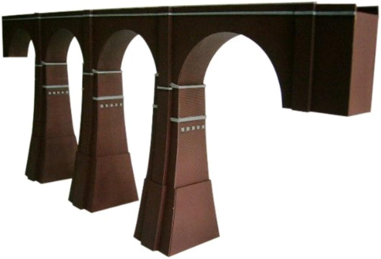 N gauge 00501 Usui glasses Bridge (paper structure painted) (japan import) B0088LRB2S Louis, ausführlich  | Nicht so teuer