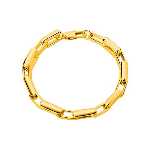GanYu Men's Long Bracelet, Simple Jewelry