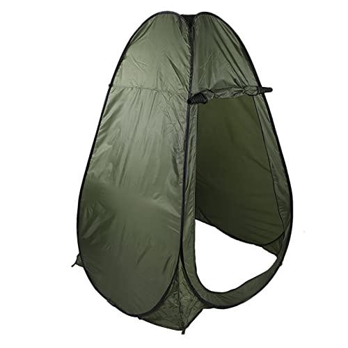 Camping Duschzelt Pop up Toilettenzelt Umkleidezelt Umkleidekabine Duschzelt Camping mit Dusche Camping Duschzelt Outdoor Mobile Toilette Umkleidekabine Lagerzelt 100 * 100 * 190 cm