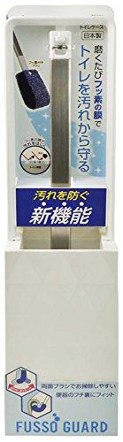アイセン工業『フッ素ガードトイレブラシケース付き(TF90)』