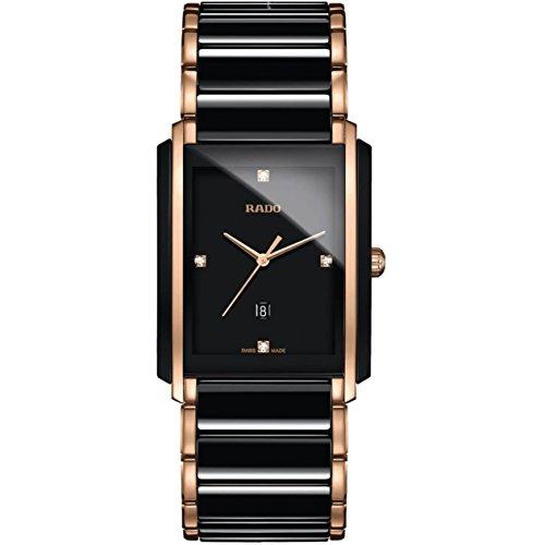 Rado Integral Jubile Herren-Armbanduhr Diamant Batterie R20207712