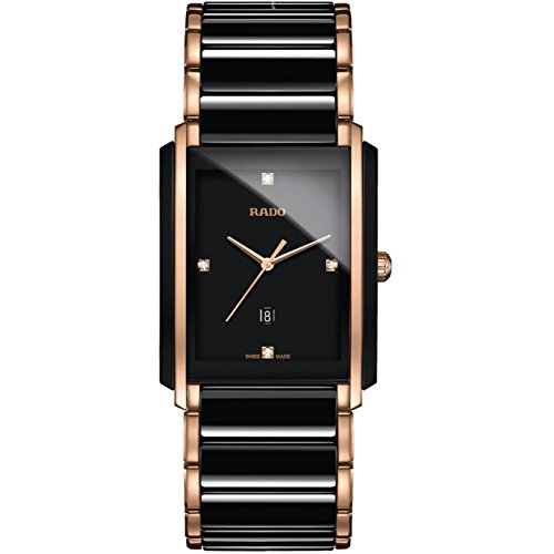 Rado Integral Jubile Reloj de Hombre Diamante Cuarzo R20207712