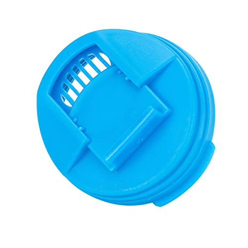 ZSgdfYG 2PCS Soda Can Covers Tin Can Lids Covers BPA-Free Reusable Leak Proof Can Caps Suitable for Fizzy Drink Picnic Accessories Blue