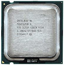 Processor - 1 x Intel Pentium D 935 / 3.2 GHz ( 800 MHz ) - LGA775 Socket - L2 4 MB ( 2 x 2 MB ) - OEM
