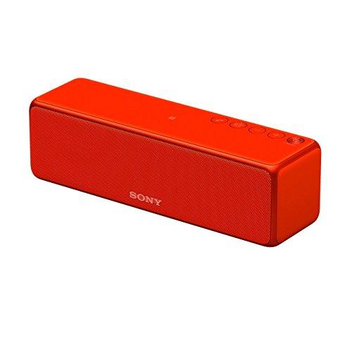 Sony - Altavoz inalámbrico con Bluetooth - Color Negro