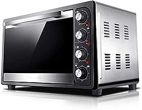 Four GJJSZ-Pizza,Four automatique de cuisson domestique de 48 litres,cuiseur de riz multifonction,8 tubes de chauffage et ...