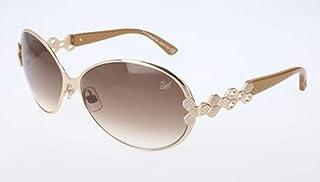 d88ea55642 Swarovski Sunglasses Sk0072 28F-62-13-135 Gafas de sol, Dorado (