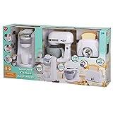 PlayGo Gourmet Kitchen Appliances - White