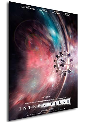 Poster - Cartèl - Interstellar VAR Manifesto 70x50