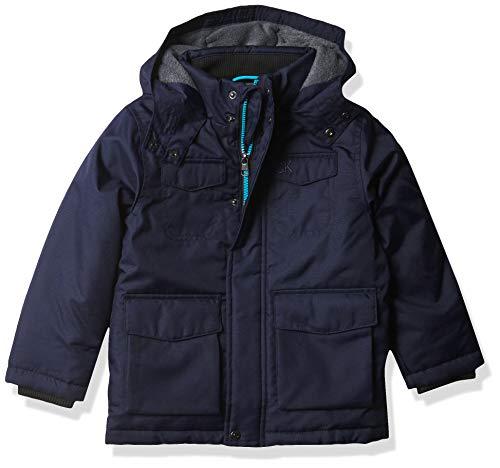 Calvin Klein Boys' Resonsance Military Jacket, News Sport...