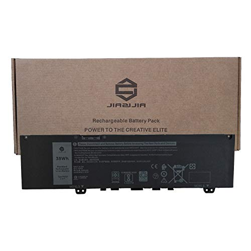 GDORUN F62G0 Laptop Battery for DELL Inspiron 13 5370 7000 7370 7373 7380 7386 P83G P83G001 P83G002 P87G P87G001 Vostro 13 5370 D1525S D1505G R1605S D2505G Series F62GO CHA01 RPJC3 0RPJC3 39DY5 039DY5