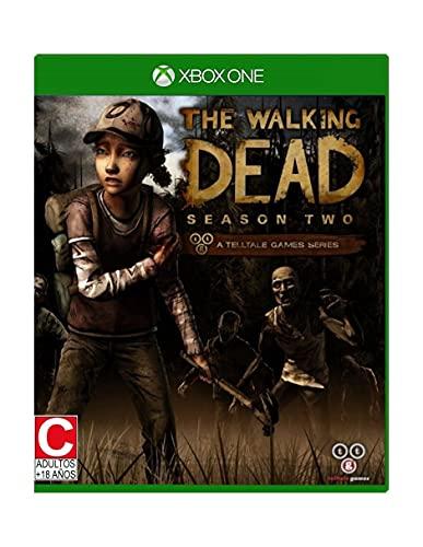 Telltale Games The Walking Dead - Juego (Xbox One, Xbox One, Aventura, M (Maduro))