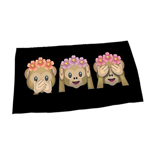 Giddah Cute Moda Kawaii Rayas Multicolor Mono Emoji Venta