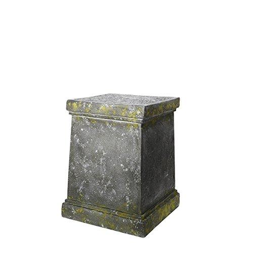 La Grande Prairie Socle Vase en résine 44x44x62 cm