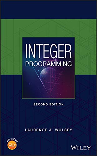 Integer Programming (English Edition)