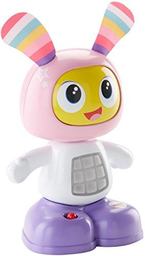 Fisher-Price FDC53 Kleine BeatBelle Tanz Roboter, Mehrfarbig