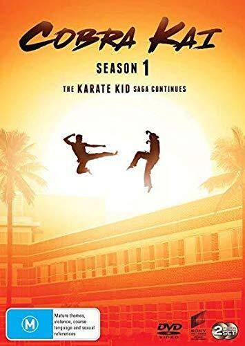 Cobra Kai: Season 1 [NTSC/0] [DVD]