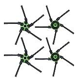HNTYY Robot AccessoriesReplacement Cepillos de aspiradora Cepillo...