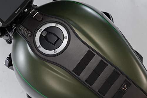 SW-Motech BC.TRS.08.891.10000 Legend Gear Tankriemen SLA für Kawasaki Z900RS 2017, Braun, 1