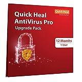 Quick Heal Antivirus Pro- Renewal Pack - 1 User, 1 Year (CD)
