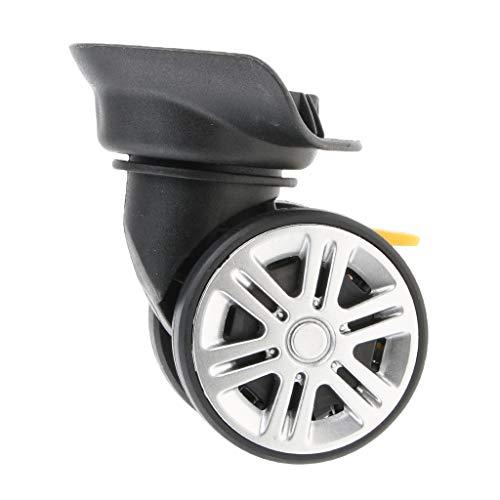 B Blesiya Maleta de Repuesto Ruedas de Freno Bicicletas A60 1 Par