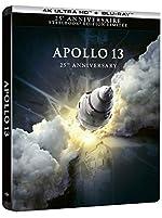 Apollo 13 [4K Ultra HD + Blu-Ray-Édition Limitée SteelBook 25ème Anniversaire]