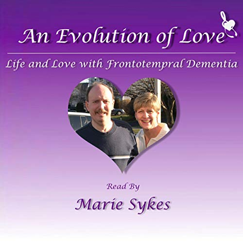 An Evolution of Love audiobook cover art
