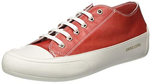 Candice Cooper Damen Rock Sneaker, Rot (Marlboro Tamponato), 38 EU