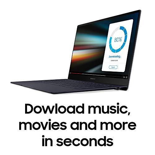 Product Image 9: Samsung Galaxy Book S 13.3″ FHD Touchscreen | Intel Core i5 Processor | 8GB Memory | 256GB SSD (NP767XCM-K01US), Mercury Gray