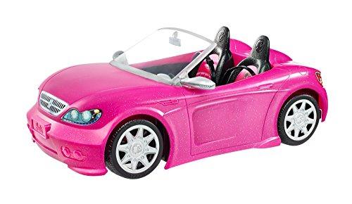 Barbie Mattel DGW23 - Modepuppen, Glam Cabrio