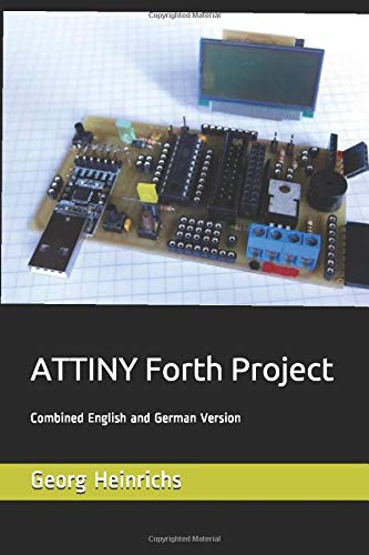 ATTINY Forth Project: Combined English and German Version