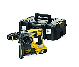Dewalt 18 V Cordless Combi Hammer, 5 Ah Li-Ion, DCH274P2T QW (B00VSFS6WU) | Amazon price tracker / tracking, Amazon price history charts, Amazon price watches, Amazon price drop alerts