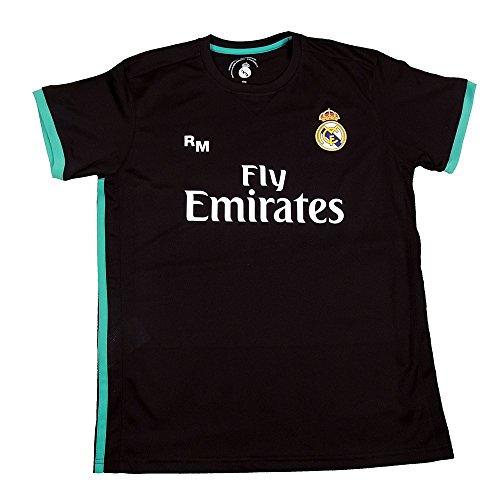 Camiseta Segunda Equipación Replica Oficial Real Madrid Dorsal Sergio Ramos