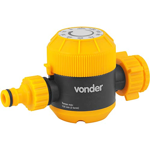 Temporizador Manual Para Irrigação, Vonder