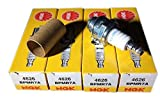 Trimmers Parts 4 (Four) NGK BPMR7A 4626 Spark...