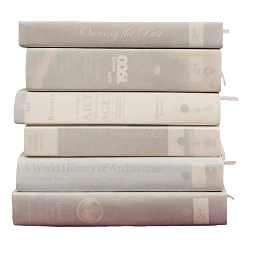 Book Covers Stretchable Jumbo 6 Pack Textbook Hardcover White 2020 Latest Version See Through Fabric Bookcover Protector Sox Cloth School Binder Washable Reusable AZO-Free BookJackets (White-6)