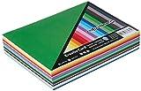 Creativ Colortime 120 pezzi di cartoncino Colori assortiti...