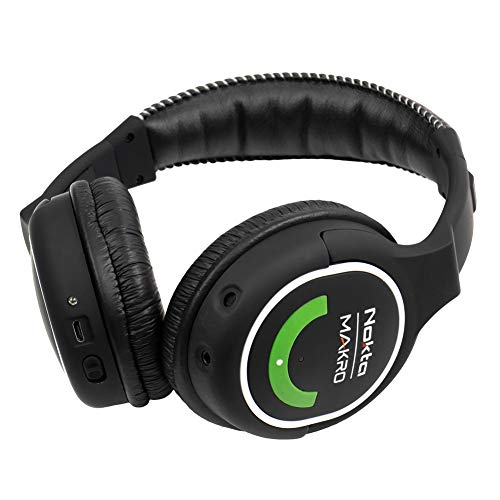 Nokta 2.4 GHz Wireless Headphone for All Detectors with WiFi Feature, Green...