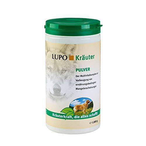 Luposan Lupo Kräuter Pulver 1000 g