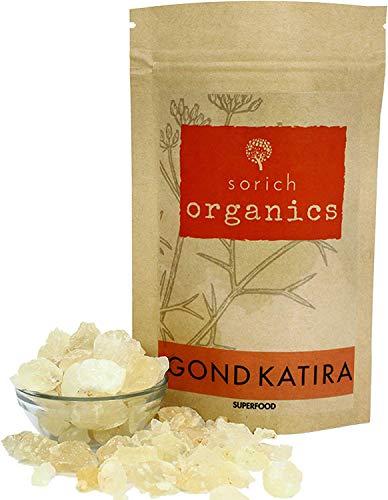 Sorich Organics Tragacanth Gum Gond Katira, 400g