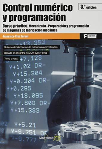 Control numérico y programación: 1 (MARCOMBO FORMACIÓN)