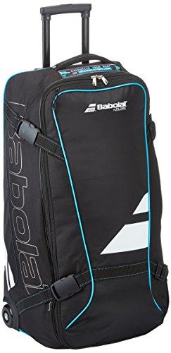 Babolat Travel Xplore Maleta con Ruedas de Tenis, Unisex Adulto, Negro/Azul, Talla Única