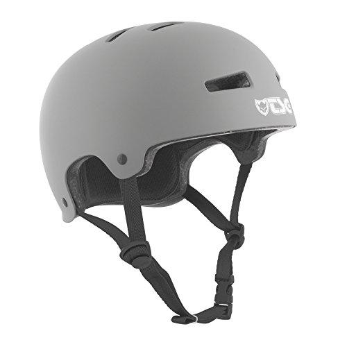 TSG Helm Evolution Solid Color, Grau (coal), L/XL, 75046