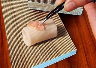 和菓子道具 生菓子 千筋板 海波 (スタイル 3)