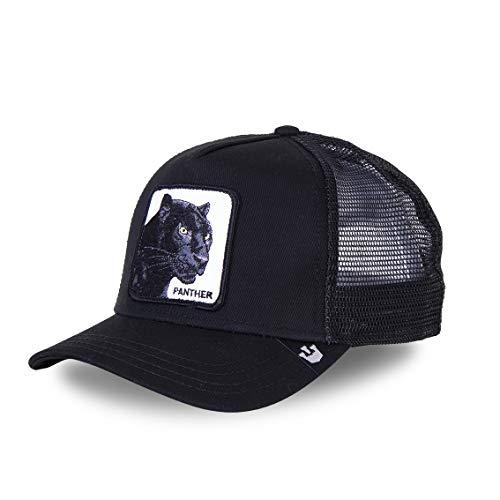 Goorin Bros. Gorra de béisbol, color negro Negro Talla única