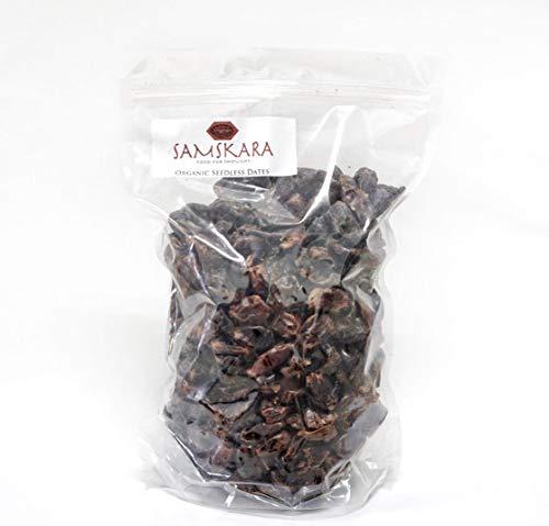 Samskara Datiles Deshuesados Ecológica BIO 2 kg Organic Seedless Dates