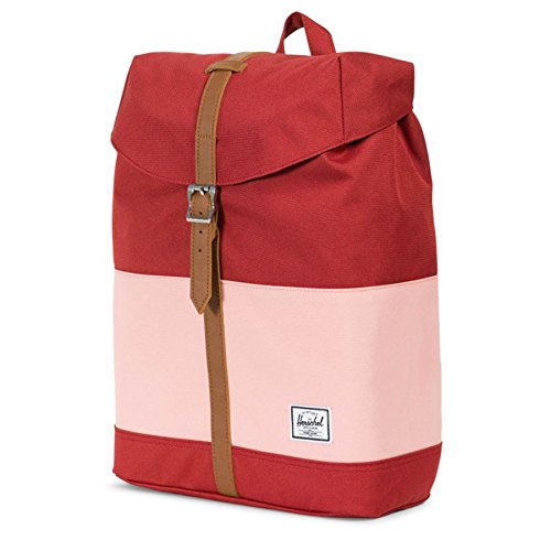 Herschel supply Company AW15 HOL Casual Daypack, Post Midvolume, 10021-01999-OS, Rot, 10021-01999-OS