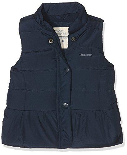 Zippy ZIPPY Baby-Mädchen Ztg27_410_2 Anzugweste, Blau (Dress Blue), 74 (Herstellergröße: 6/9M)